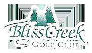 Bliss Creek Golf Club
